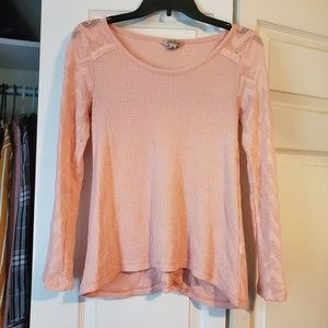 Lucky Brand long sleeved top